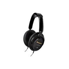 Auriculares Panasonic Htf295e Diadema Negro Mini Jack 3.5mm RP-HTF295E-K