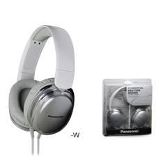 Auriculares Panasonic Rp-hx350 Hdx Street Blanco RP-HX350E-W