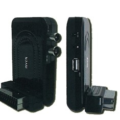 Mini Receptor Hd Riven Rvn-9902 Usb Grabador By Nevir RVN-9902TDTSG