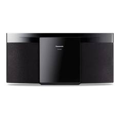 Microcadena Panasonic Sc-hc29 Cd /  Radio Fm /  Usb 2.0 /  Mp3 /  Bluetooth Negra SC-HC29EC-K