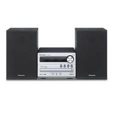 Microcadena Panasonic Sc-pm250 Radio Fm /  Cd /  Usb /  Mp3 /  Bluetooth SC-PM250EC-S