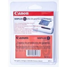 Ampliacion De Garantia Canon A 3 Años Impresoras Multifuncion Camaras Fax Scanner SERPLUSSP3-2