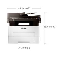 Multifuncion Samsung Laser Monocromo Sl-m2875fd Fax A4 /  28ppm /  128mb /  Usb 2.0 /  250 Hojas /
