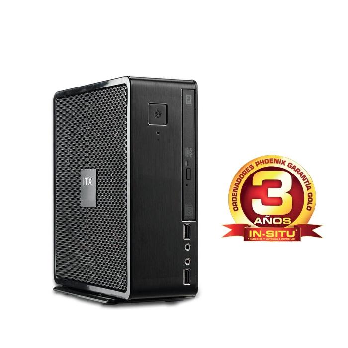Ordenador Phoenix Smart Intel Celeron, 4gb Ddr3, 1tb, Rw SMART2-1515