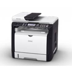Multifuncion Laser Monocromo Ricoh Sp311sfn 1200 X 600 28ppm  Fax Red SP311SFN