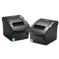 Impresora Ticket Termica Directa Bixolon Srp-350iii Plus Red  +  Usb Negra SRP350IIIPLUSREDG