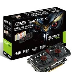Vga Asus Nvidia Geforce Strix-gtx750ti-dc2oc-4gd5 4gb Gdrr5 Hdmi Dvi STRIX-GTX750TI4GD5