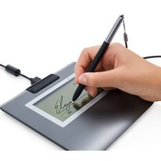 Tableta Lcd Wacom Stu-430 & Sign Pro Pdf Para Firmas STU-430-SP-SET