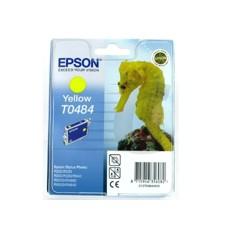 CARTUCHO TINTA EPSON T0484 AMARILLA 13ML