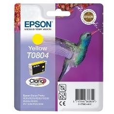 CARTUCHO TINTA EPSON T0804 AMARILLO 7.4ML