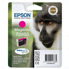 CARTUCHO TINTA EPSON T0893 MAGENTA 3.5ML
