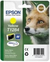 CARTUCHO TINTA EPSON T1284 AMARILLO 3.5ML