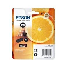 CARTUCHO EPSON T336140 XL FOTO NEGRO