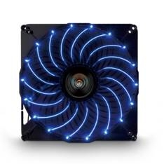 Ventilador Led Azul Silencioso T.b Apollish  Ucta18a-bl Enermax Para Interior Caja Ordenador 18 Cm T