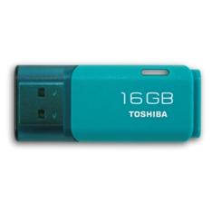 Memoria Usb 16gb Toshiba Hayabusa Azul Claro THNU16HAYAQA(6
