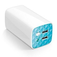 Bateria Externa Power Bank 10400 Mah Tp-link TL-PB10400