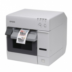 Impresora Ticket Epson Tmc3400 Inyeccion Color Usb TMC3400U