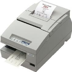 Impresora Ticket Epson Tm-h6000 Ticket Y Documentos Serie Usb TMH6000