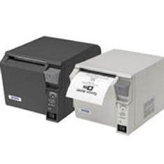 Impresora Ticket Epson Tm-t70 Termica Paralela Negro TMT70PNEGRA