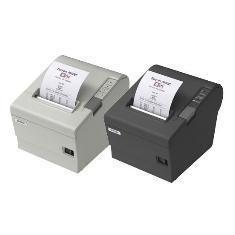 Impresora Ticket Epson Tm-t88-v Termica Paralelo Y Usb  Negra TMT88VPNEGRA
