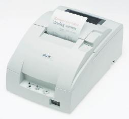 Impresora Ticket Epson Tm-u220a ,corte + copia Serie TMU220A