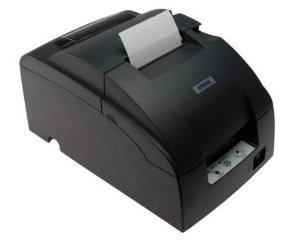 Impresora Ticket Epson Tm-u220b Corte Usb Negra TMU220BUSBNEGRA