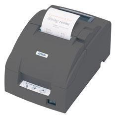 Impresora Ticket Epson Tm-u220pd Negra Paralelo TMU220NEGRA