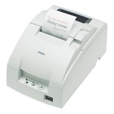 Impresora Ticket Epson Tm-u220pa ,corte + copia Paralelo Blanca TMU220PA