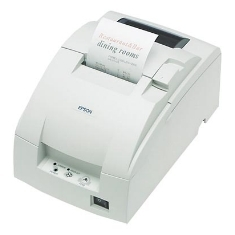 Impresora Ticket Epson Tm-u220pb Corte Paralelo Blanca TMU220PB