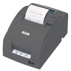 Impresora Ticket Epson Tm-u220pb Corte Paralelo Negra TMU220PBNEGRA