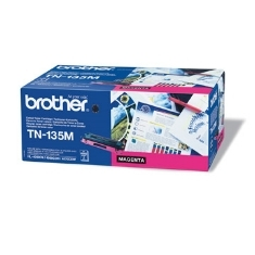 TONER BROTHER TN135M MAGENTA 4000 PÁGINAS