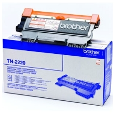 TONER BROTHER TN2220 NEGRO 2600 PÁGINAS