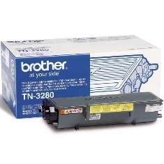 TONER BROTHER TN3280 NEGRO 8000 PÁGINAS