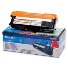 TONER BROTHER TN328C CIAN 6000 PAGINAS