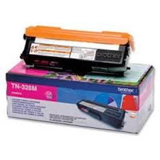 TONER BROTHER TN328M MAGENTA 6000 PAGINAS
