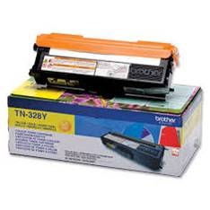 TONER BROTHER TN328Y AMARILLO 6000 PAGINAS