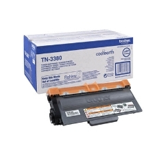 TONER BROTHER TN3380 NEGRO 8000 PÁGINAS