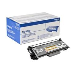 TONER BROTHER TN3390 NEGRO 12000 PAGINAS