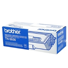 TONER BROTHER TN6600 NEGRO 6000 PÁGINAS