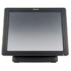 Tpv Integrado Monitor 15 Pulgadas Tactil Dual Core D2550 1.86ghz 2gb Ddr3 Disco Duro Hdd Ssd 32gb TP