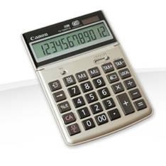 Calculadora Canon Sobremesa Ts-1200 Tcg Hwb  /  12 Digitos TS-1200TCGHWB