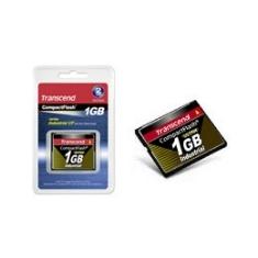 Tarjeta Memoria Compact Flash Industrial 1gb  100x Transcend TS1GCF100I