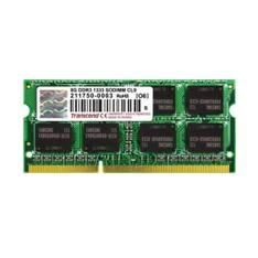 Memoria Portatil Ddr3 8gb 1333 Mhz Pc10600 512mx8 Transcend TS1GSK64V3H