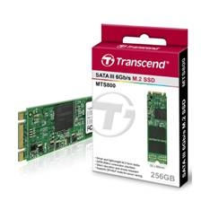 Disco Duro Interno Solido Hdd Ssd Transcend Ts256gmts800 256gb, Sata Iii 6gb / s TS256GMTS800