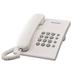 Telefono Sobremesa Panasonic Kx-ts500exw, Blanco Basico TS500EXW
