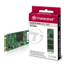 Disco Duro Interno Solido Hdd Ssd Transcend Ts512gmts800 512gb, Sata Iii 6gb / s TS512GMTS800