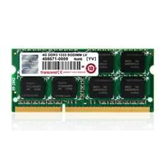 Memoria Portatil Ddr3 4gb 1333 Mhz Pc10600 512mx8 Transcend TS512MSK64V3H