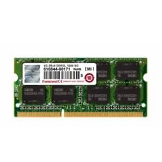 Memoria Ddr3l 4gb 1600 So-dimm 2rx8 Cl11 Transcend TS512MSK64W6N