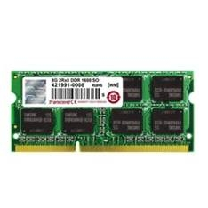 Memoria Portatil Ddr3 8gb 1600 Mhz 2rx8 Transcend Para Apple TS8GJMA324H