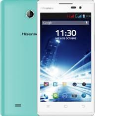 Telefono Movil Smartphone Hisense U961bl  /  Azul  /  5 Pulgadas  /  8 Gb  Rom U961BL
